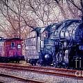 Fractalius Choo Choo Train by Jim Lepard