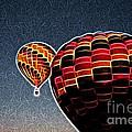 Fractalius Hot Air Balloons by Jim Lepard