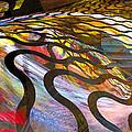 Fractals - Snake by Susan Savad