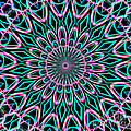 Fractalscope 21 by Rose Santuci-Sofranko