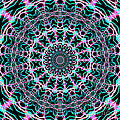 Fractalscope 22 by Rose Santuci-Sofranko