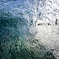 Fractured Tube. by Sean Davey