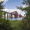 Framing The Forth Bridge by Ross G Strachan