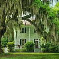 Frampton Plantation House by Priscilla Burgers