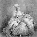 France Court Life, 1778 by Granger