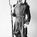 France Grenadier, 1860 by Granger
