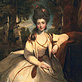Frances Molesworth, Later Marchioness by Sir Joshua Reynolds