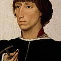 Francesco D Este by Rogier van der Weyden