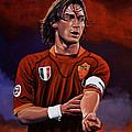 Francesco Totti by Paul Meijering