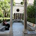Franciscan Monastery by David Nicholls
