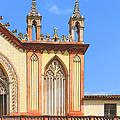 Franciscan Monastery In Nice France by Ben and Raisa Gertsberg