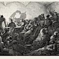 Franco-prussian War Prussians In Metz by French School