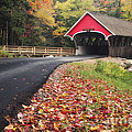 Franconia Notch State Park by Linda D Lester