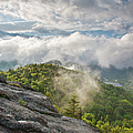 Franconia Notch State Park - New Hampshire White Mountains  by Erin Paul Donovan