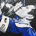 Frank Lampard - Chelsea Fc 2 by Geo Thomson