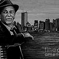 Frank Sinatra by JL Vaden