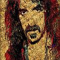 Frank Zappa by Gary Keesler