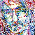 Frank Zappa  Portrait.3 by Fabrizio Cassetta