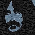 Frank Zappa  by Tony Rubino