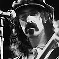 Frank Zappa - Watercolor by Joann Vitali