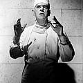 Frankenstein 1970, Boris Karloff, 1958 by Everett