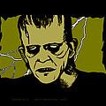 Frankenstein 31' by Christopher Korte