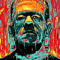 Frankenstein by Nicebleed