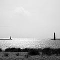 Frankfort Michigan Harbor by Michelle Calkins