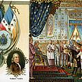 Franklin At Versailles by Granger