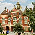 Franklin County Courthouse 4 by Ken Kobe