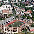 Franklin Field University City Pennsylvania by Bill Cobb