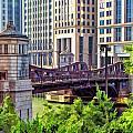 Franklin Street Bridge by Christopher Arndt