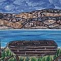 Fraser River British Columbia by Barbara St Jean