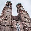Frauenkirche by Hannes Cmarits
