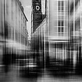 Frauenkirche - Muenchen V - Bw by Hannes Cmarits