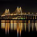 Fred Hartman Bridge by David Morefield