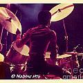 Freddie White Playing Drums Spirit Tour by Jussta Jussta