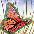 Free Butterfly Fly by Daniel Benatar