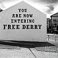 Free Derry Corner 9 by Nina Ficur Feenan