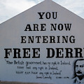 Free Derry Corner, Republican Political by Panoramic Images