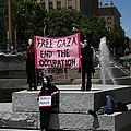 Free Gaza by Cynthia Marcopulos