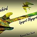 Freebird Lynyrd Skynyrd Ronnie Van Zant by David Dehner