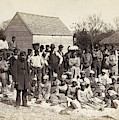 Freed Slaves, 1862 by Granger