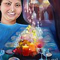 Freedom 58 Portrait by Anne Cameron Cutri