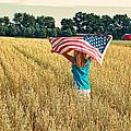 Freedom Field by Maria Dryfhout