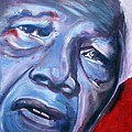 Freedom - Nelson Mandela by Fiona Jack