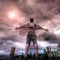 Freedom by Yhun Suarez