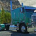 Freightliner Cabover by Randy Harris