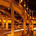 Fremont Bridge by Kunal Mehra