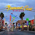 Fremont East District by Randall Weidner